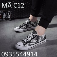 Giày nam cá tính Hàn Quốc C12