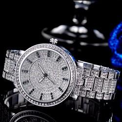 Đồng hồ đính đá cho bạn gái thêm nổi bật - 169