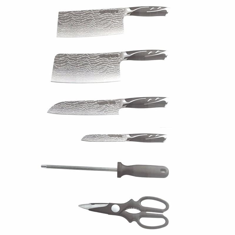 Bộ dao làm bếp cao cấp 7 món của Đức Imperial Collection IMKST88 7