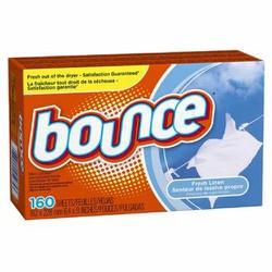 160 tờ giấy thơm quần áo Bounce 4in1 nội địa Mỹ