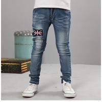 Quần jean dài cho bé trai thời trang 2016 - V632