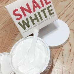 Kem Dưỡng Trắng Da Snail White Body Lotion