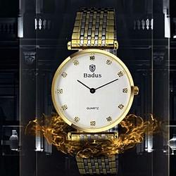 Đồng hồ cặp Budas tráng bạc chất lượng cao giá bán là 1 cái -282