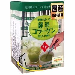 Tea Collagen Hanamai - Collagen Trà từ Nhật