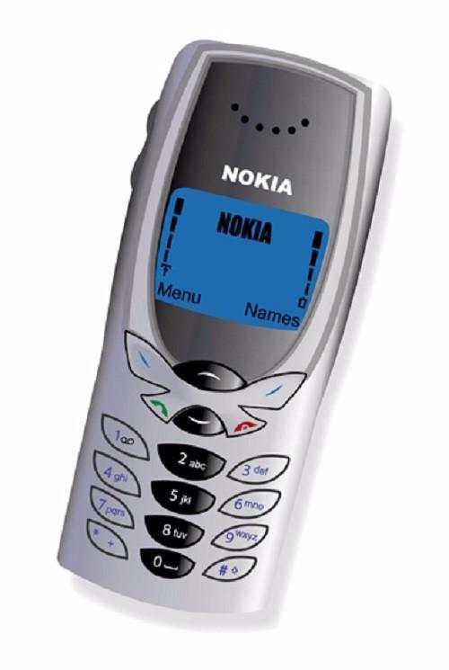 Nokia 8250 Chính hãng Main zin 1