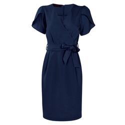 Đầm cổ đắp chéo thời trang XA612693
