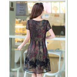 Đầm Vintage Cổ Điển