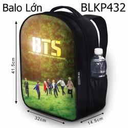 Balo học sinh Kpop BTS HOT - VBLKP432
