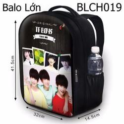Balo học sinh Cpop TF BOYS HOT - VBLCH019