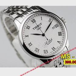 Đồng hồ NAm dây inox thương hiệu TISOT cao cấp mã T002