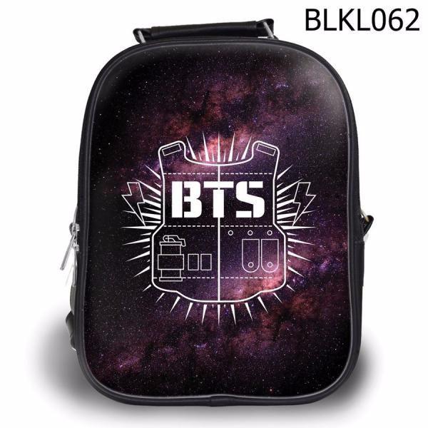 Balo học sinh Kpop BTS HOT - VBLKL062 1
