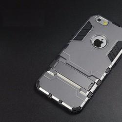 Ốp lưng chống sóc cho iphone 6, 6 plus kiêm giá đỡ cực chất
