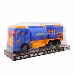 Xe Bồn xăng lớn LTK6668J