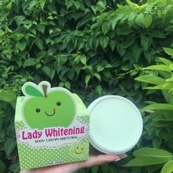 Kem cốt táo dưỡng trắng, chống lão hóa toàn thân Lady Whitening