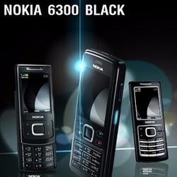 NOKIA 6300 PHIÊN BẢN BLACK SIÊU SANG TRỌNG