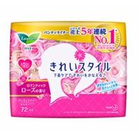 Băng vệ sinh Laurier Nhật mùi hoa hồng