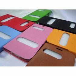 Bao da Samsung Galaxy S4 I9500-I9505 khuyết lỗ hiệu Alis