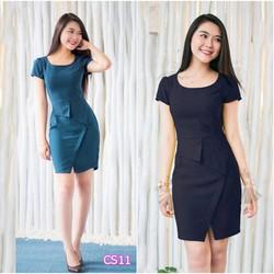 Đầm công sở - Size S,M,L,XL - DV364
