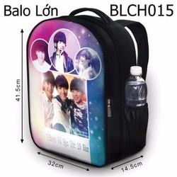 Balo Teen - Học sinh - Laptop TF BOYS hẹn ước 10 năm - VBLCH015