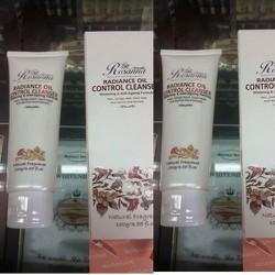 Sữa rửa mặt Rosanna Radiance Oil Control Cleanser 100g