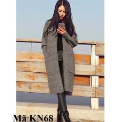 Áo khoác len cardigan nữ KN68