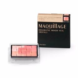Phấn má hồng Shiseido Maquillage Dramatic Mood Veil Cheek  Face