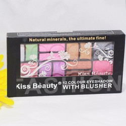 Phấn mắt Kiss Beauty WITH BLUSHER-106