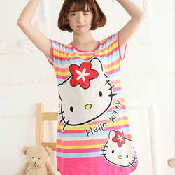 Váy Ngủ Kitty Xinh Xắn