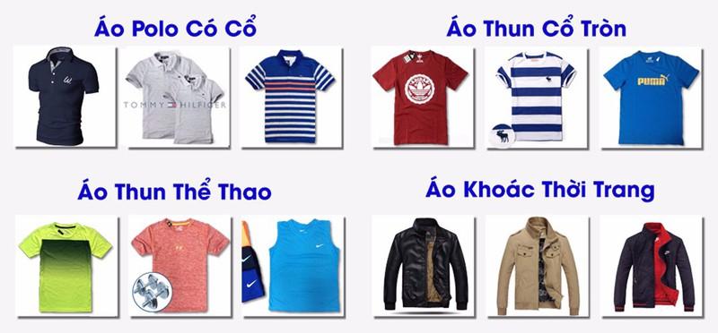 Áo Thun Nam Phối Màu Thời Trang 6