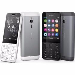Nokia 230 Dual SIM không kèm thẻ nhớ