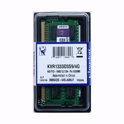 Ram laptop Kingston 4G bus 1333