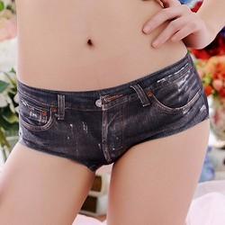 quần lót giả jean rất thời trang co gian 4 chieu - 154