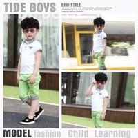 Sét bộ bé trai áo thun quần kaki cực yêu cho bé đi chơi đi học vnxk