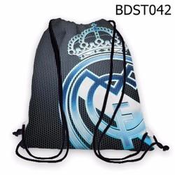 Balo dây rút - Túi rút thể thao Real Madrid - VBDST042