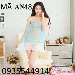 Váy ngủ Sexy Hàn Quốc AN48