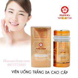 Tatiomax Gold Collagen Thuốc Trắng Da Chính Hãng Nhật