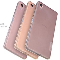 Ốp silicone mềm trong suốt cho Sony Xperia X Nillkin