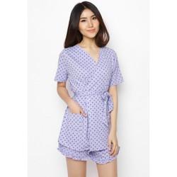 Bộ đồ mặc nhà kiểu pyjama xinh xắn