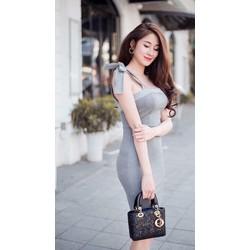 Đầm body hàng zara, form đẹp và chuẩn
