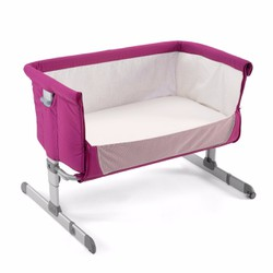 Cũi kề giường Chicco Next2me màu Tím 114687