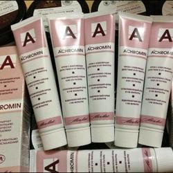 Kem đặc trị nám, tàn nhang và làm trắng da Achromin.