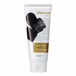 Sữa rửa mặt Phyto Powder In Cleansing Foam - Charcoal