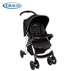 Xe đẩy trẻ em Graco Mirage+Solo BK Zigzag 1882184