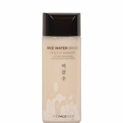 Tẩy trang môi và mắt Rice Water Bright Lip  Eye Remover