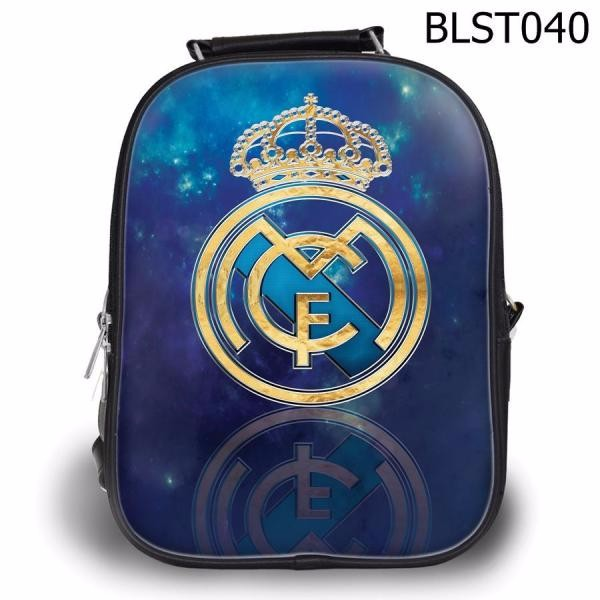 Balo Teen - Học sinh - Laptop Real Madrid HOT - VBLST040 2