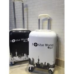 vali thời trang đài loan hàng chất lượng giá rẻ nhất hcm