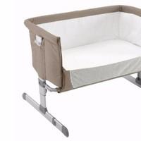 Cũi kề giường Chicco Next2me màu be 114688