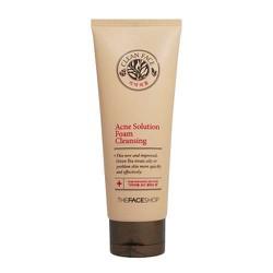 SỮA RỬA MẶT TRỊ MỤN Clean Face Acne Solution Foam Cleansing