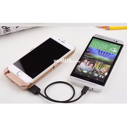 Ốp Lưng Kiêm Sạc Iphone 6, 6s 10000mah