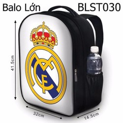 Balo học sinh Thể thao Real Madrid HOT - VBLST030